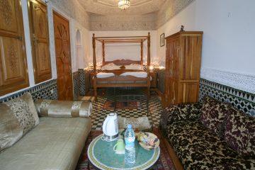 Chambre Baldaquin